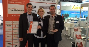 INNOVATIONSPREIS-IT 2016 beroNet GmbH