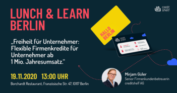 LUNCH AND LEARN BERLIN