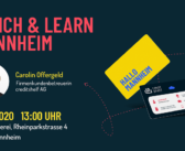 LUNCH AND LEARN MANNHEIM